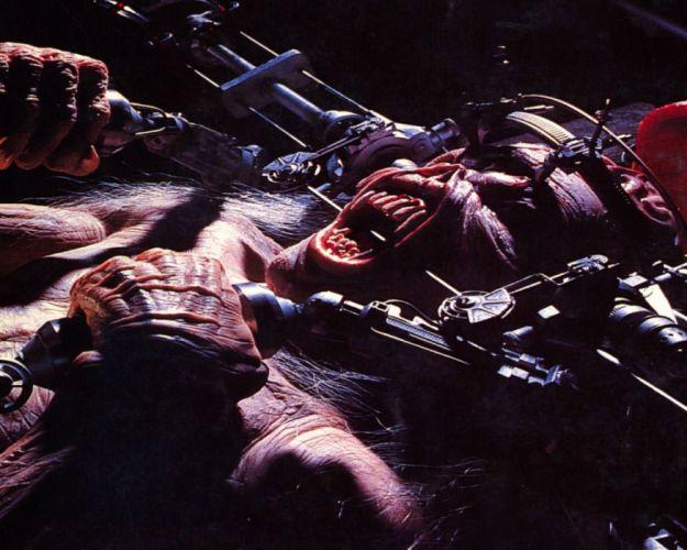 IRON MAIDEN heavy metal power artwork dark evil eddie skull horror wallpaper