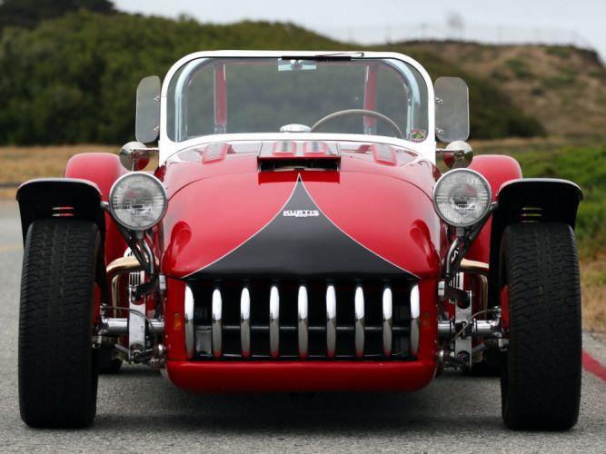 Kurtis 500S 1954 cars classic wallpaper