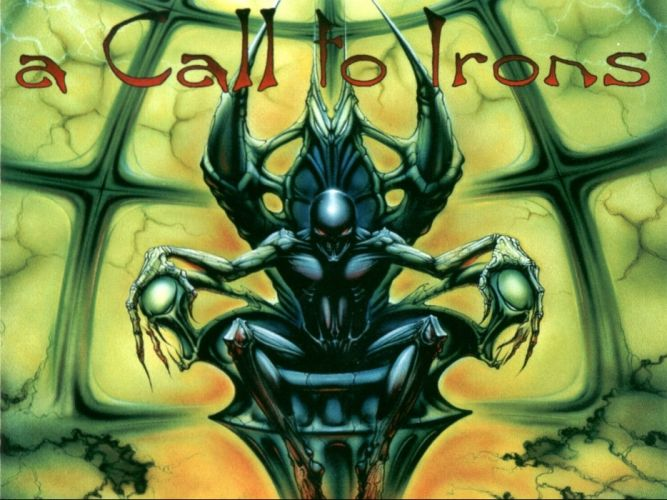 IRON MAIDEN heavy metal power artwork fantasy dark evil eddie skull poster demon wallpaper