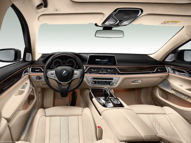BMW 7-Series 2016 cars wallpaper