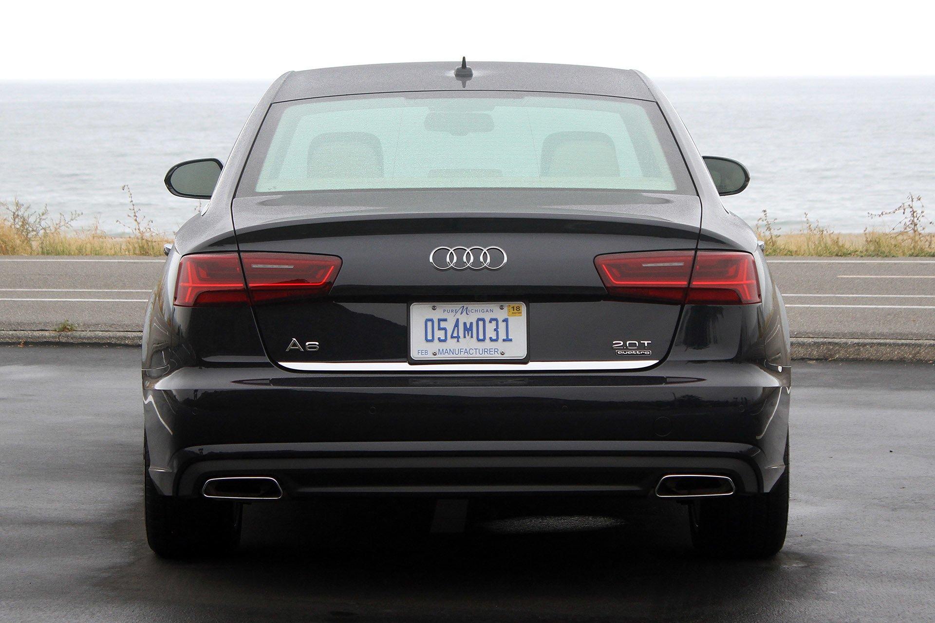2016 Audi A6 cars sedan black wallpaper | 1920x1280 ...