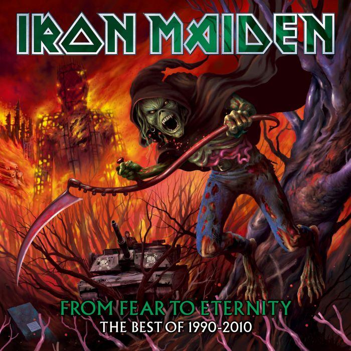 IRON MAIDEN Heavy Metal Power Artwork Fantasy Dark Evil Eddie Skull Demon Poster Reaper Wallpaper