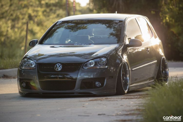 2008 VW GTI tuning custom volkswagon wallpaper