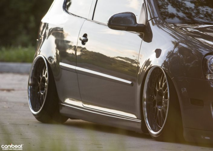 2008 VW GTI tuning custom volkswagon wallpaper