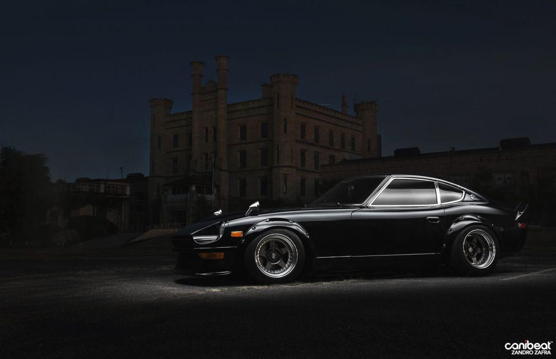1978 Datsun 280z Nissan Tuning Custom Wallpaper