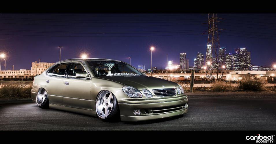 2003 Lexus GS430 tuning custom wallpaper
