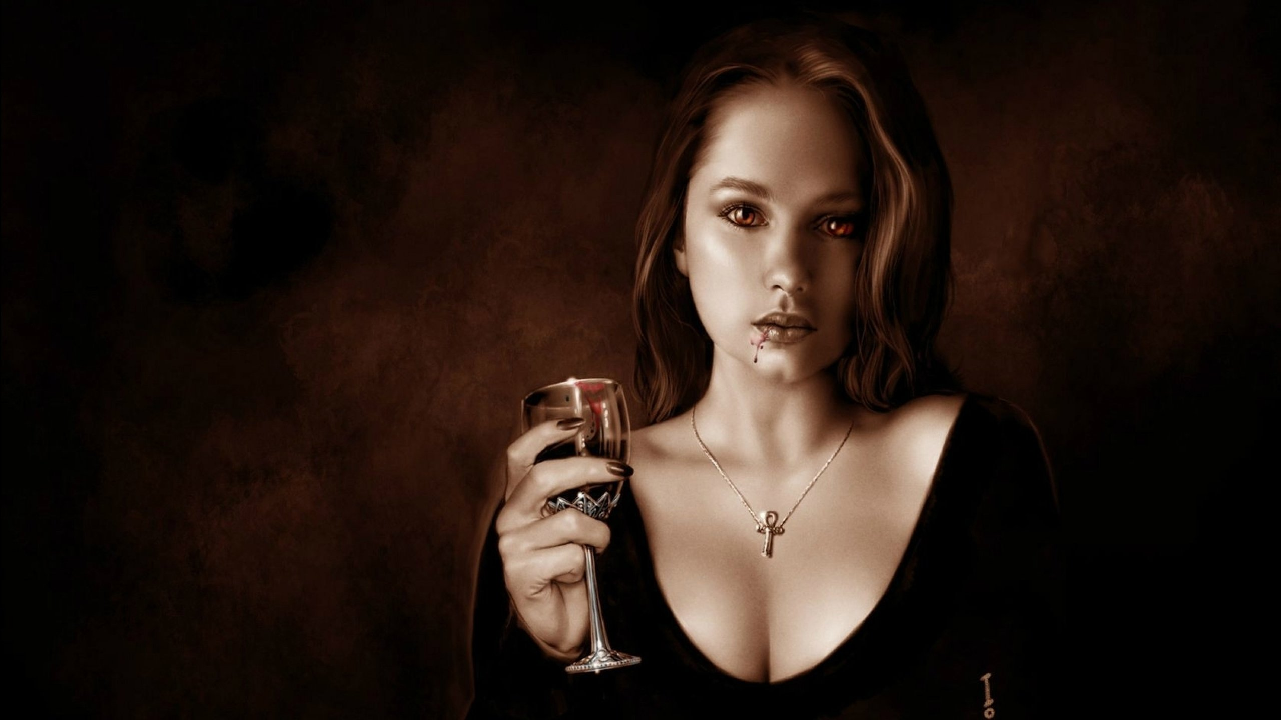 Алкогольные сексуальные фантазии