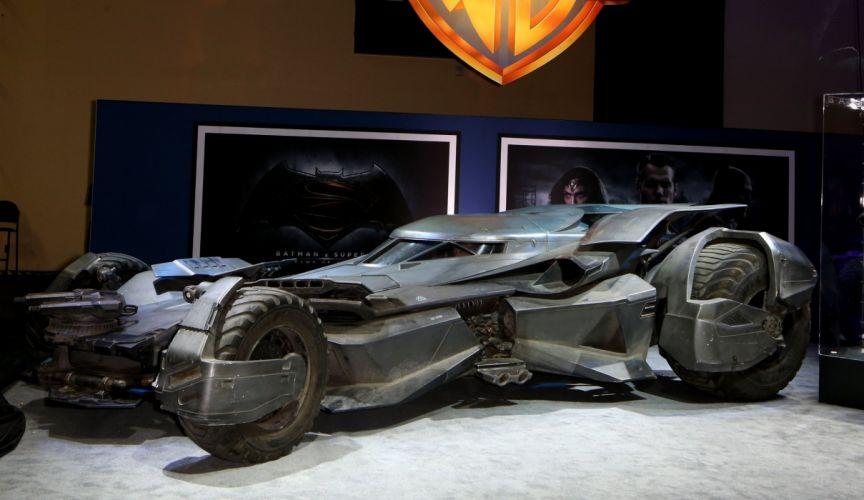 New Batmobile 2016 cars black movie wallpaper
