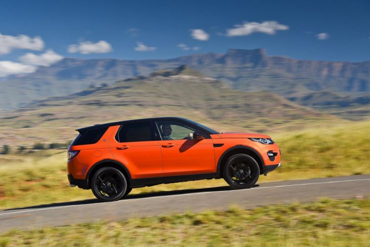 Land Rover Discovery Sport HSE Luxury Black Design Pack ZA-spec L550 cars suv 2015 wallpaper
