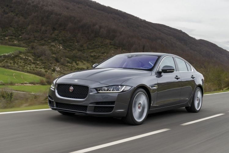 Jaguar ;XE; Portfolio cars sedan 2015 wallpaper