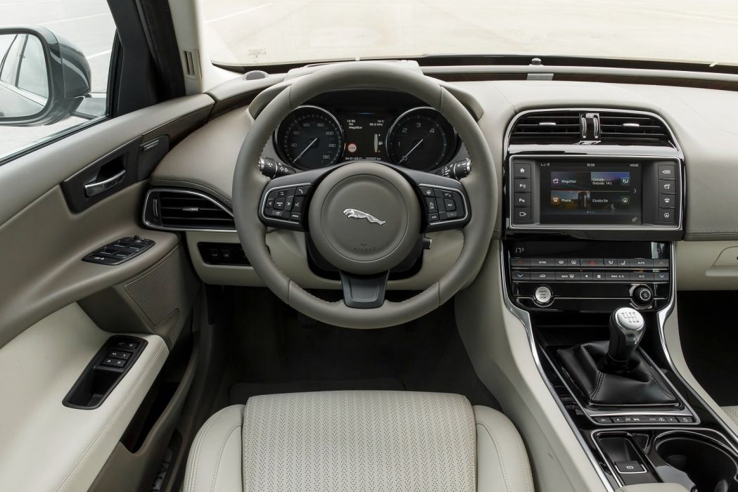 Jaguar ;XE; Portfolio cars sedan 2015 wallpaper