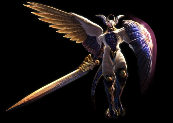 Games arts devil may cry 4 sword angel credo wallpaper