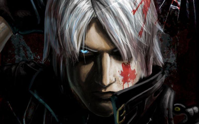 Games devil may cry 2 dante txikimorin wallpaper