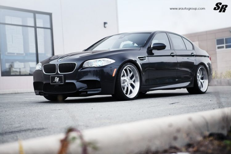 BMW m5 f10 modulare Tuning wheels cars black wallpaper