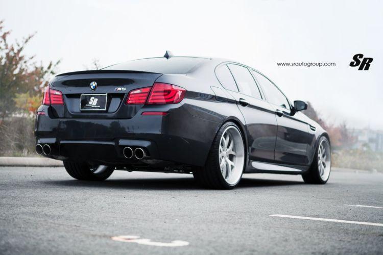 BMW m5 f10 modulare Tuning wheels cars black wallpaper