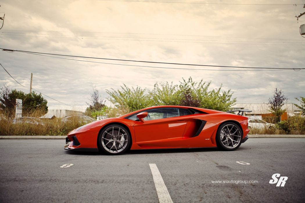LP700 lamborghini Aventador pur Tuning wheels cars  wallpaper