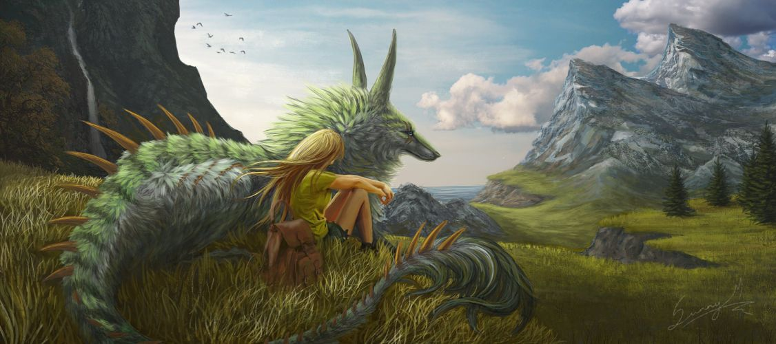 fantasy art artwork adventure creature elf elves d wallpaper