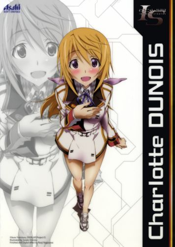 Charlotte Dunois Infinite Stratos wallpaper