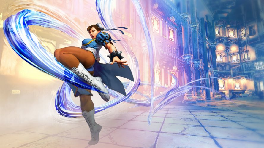 STREET FIGHTER V action fighting warrior battle five arena martial arts 1sfv fantasy playstation sony wallpaper
