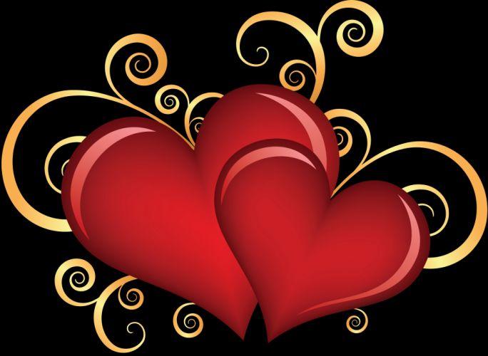 corazones rojos amor wallpaper