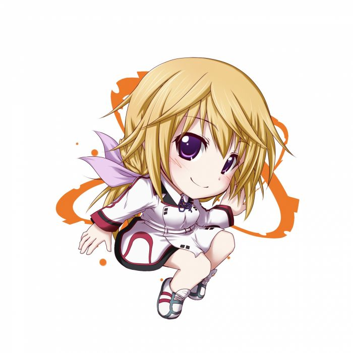 Infinite Stratos Charlotte Dunois wallpaper