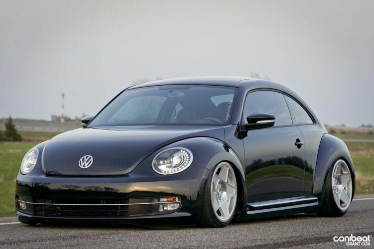 Volkswagen Bug tuning custom wallpaper