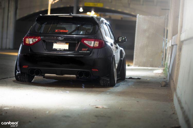2010 Subaru WRX STI tuning custom wallpaper