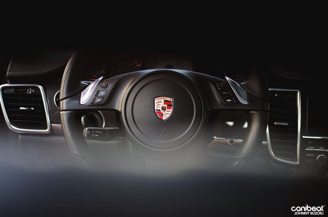Porsche Panamera tuning classic wallpaper