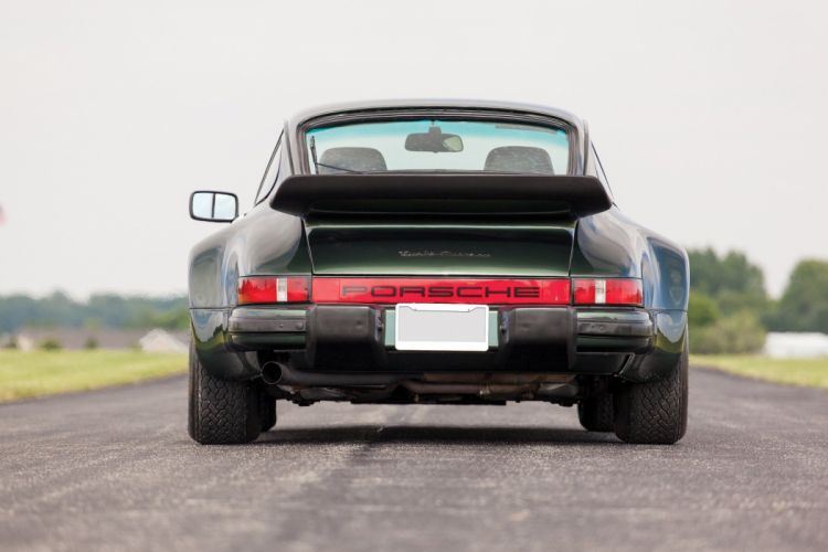 Porsche Turbo Carrera Prototyp 930 coupe cars green 1975 wallpaper