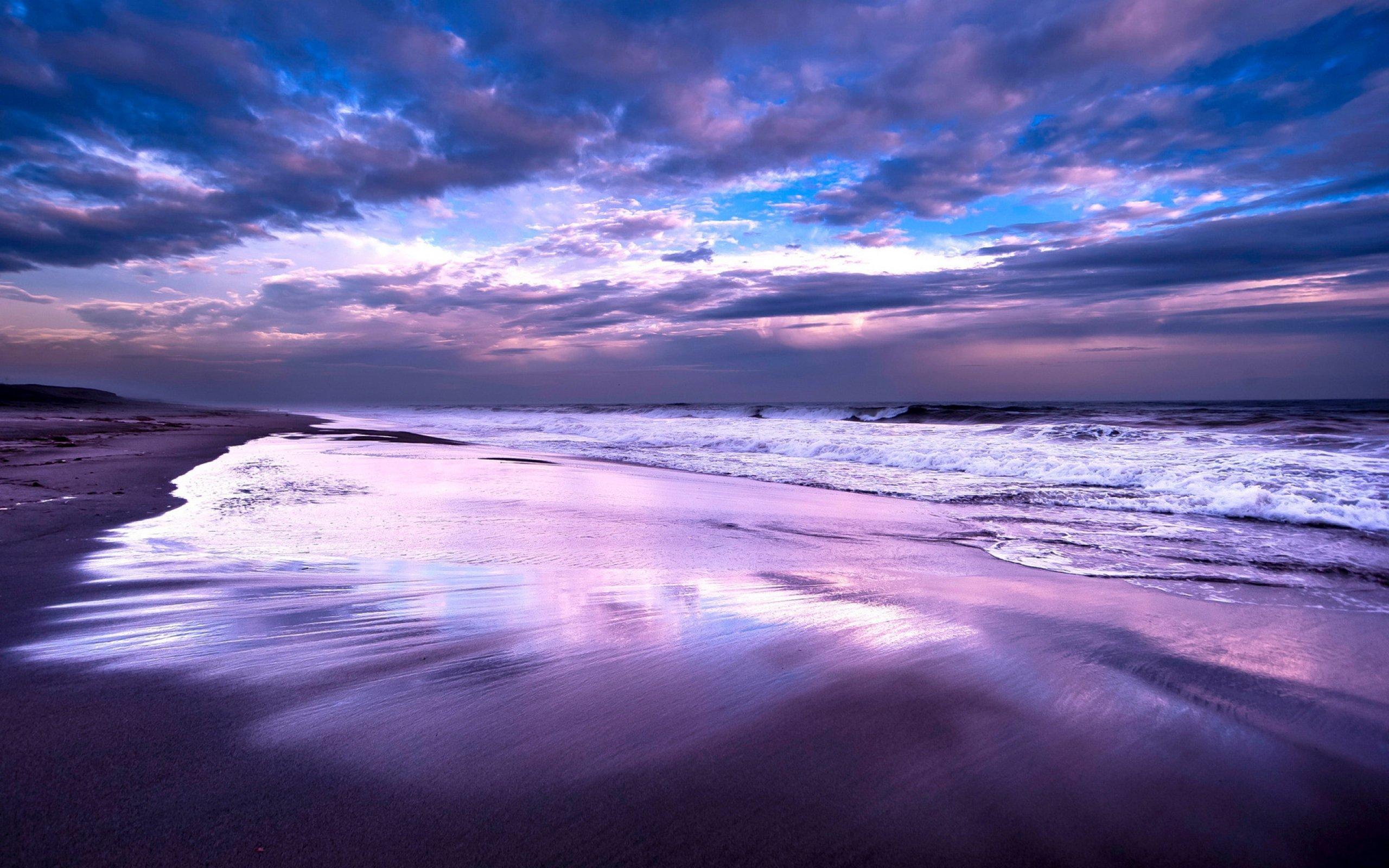 download wallpapers purple ocean - photo #6