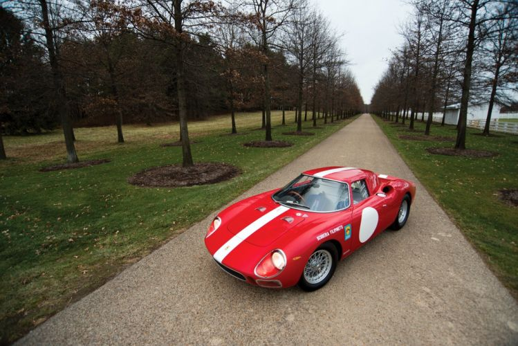 Ferrari 250-LM cars racecars scaglietti classic 1964 wallpaper