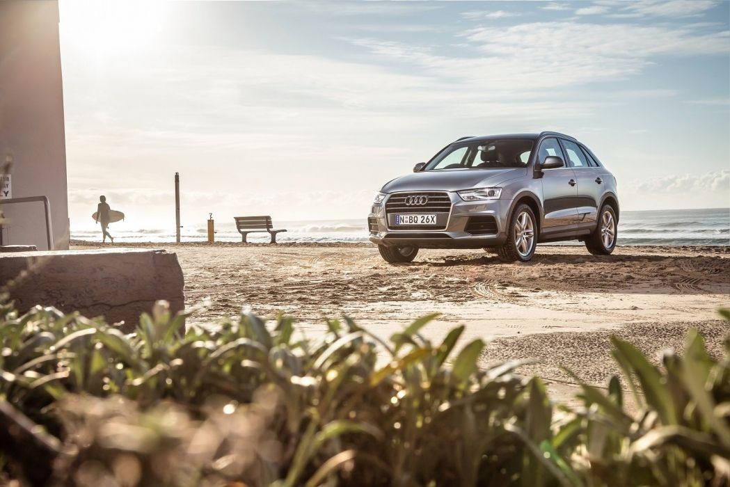 Audi-Q3 1 4-litres TFSI AU-spec cars suv 2015 wallpaper