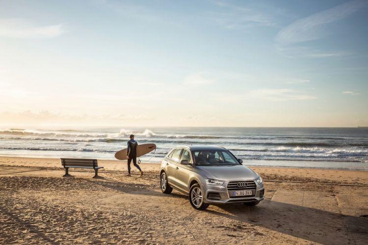 Audi-Q3 1 4-litres TFSI AU-spec cars suv 2015 wallpaper