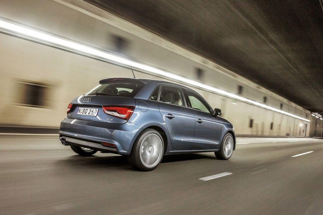 Audi-A1 Sportback TFSI AU-spec cars 2015 wallpaper