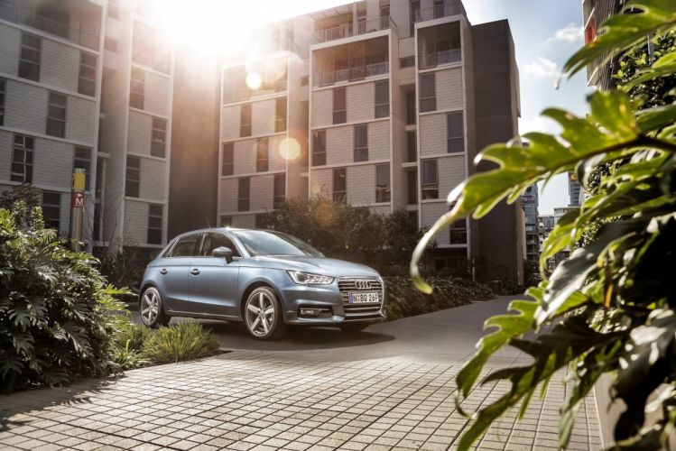 Audi-A1 Sportback TFSI AU-spec cars 2015 wallpaper
