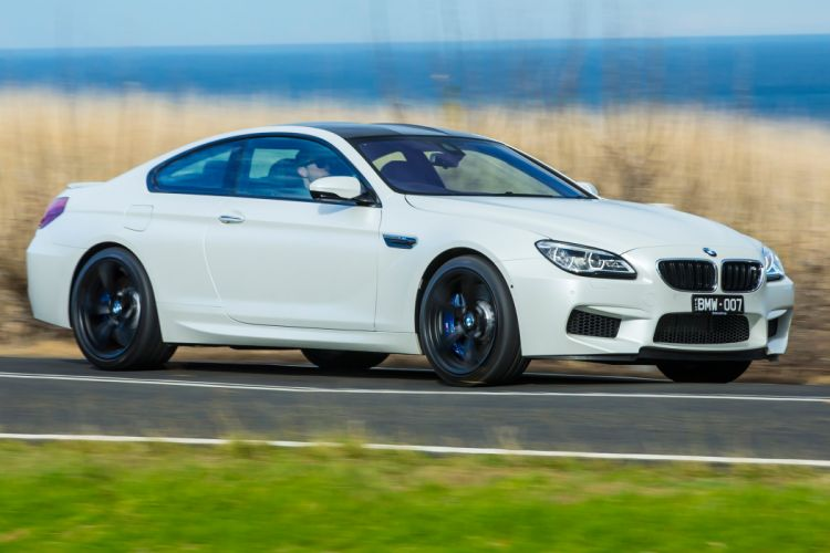 BMW-M6 Coupe Competition Package AU-spec F13 cars white '2015 wallpaper
