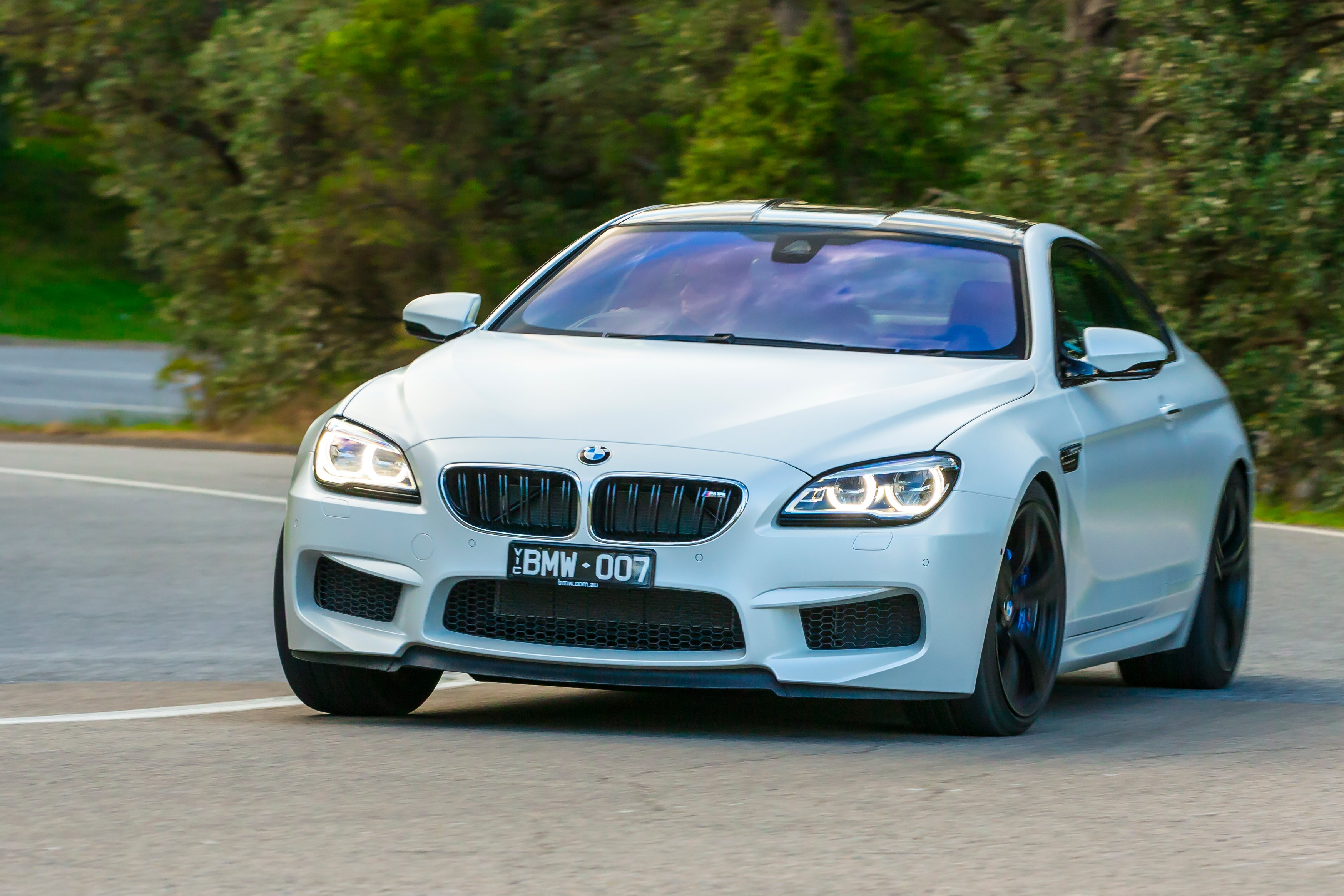 BMWM Coupe Competition Package AUspec F cars white