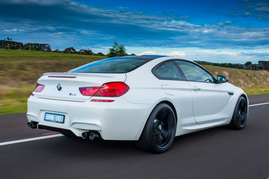 ... BMW M6 Coupe Competition Package AU Spec F13 Cars White U0026 039 2015