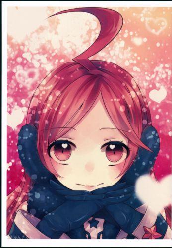 Vocaloid Series Game Miki Furukawa Character cute girl wallpaper