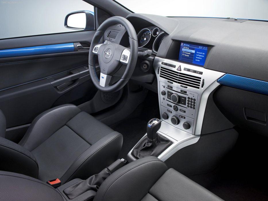 Opel Astra Opc 2006 Cars Blue Wallpaper 1600x1200 721821
