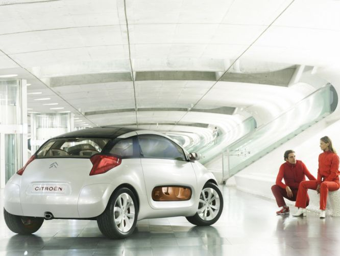 Citroen C-Airplay Concept cars 2005 wallpaper