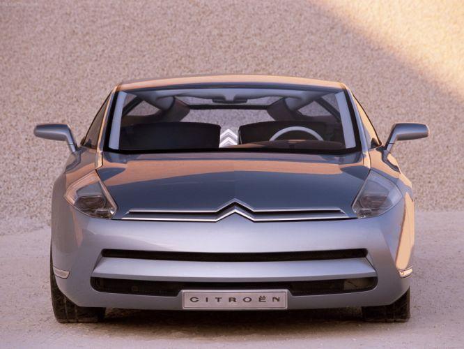 Citroen C-Airdream Concept cars 2002 wallpaper