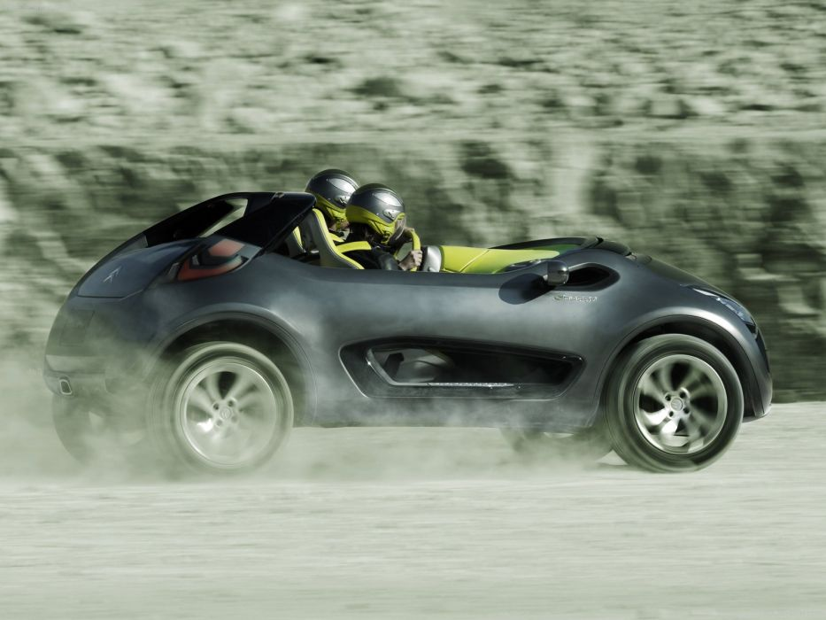 Citroen C-Buggy Concept cars 2006 wallpaper