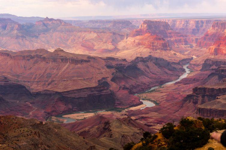 Arizona Stream Grand Canyon river wallpaper