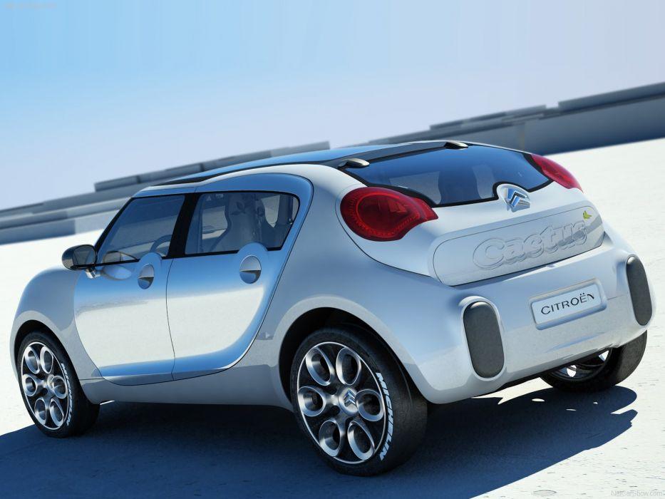 Citroen C-Cactus Concept cars 2007 wallpaper