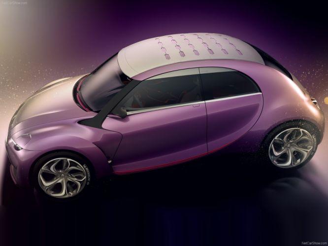 2009 Citroen Concept cars revolte wallpaper