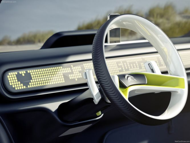 2010 Citroen Concept lacoste cars wallpaper
