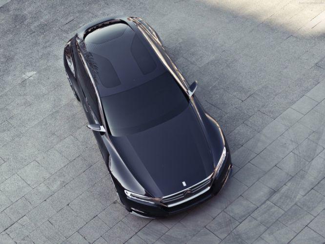 2012 Citroen Concept numero-9 cars wallpaper