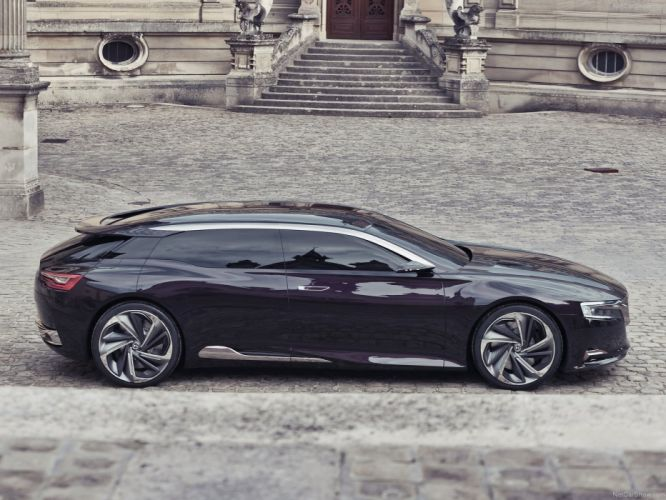2012 Citroen Concept numero-9 cars wallpaper