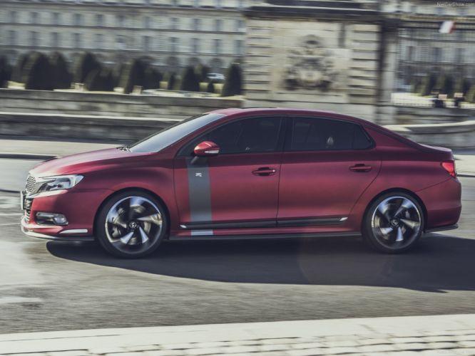 Citroen-DS 5LS-R Concept cars 2014 wallpaper